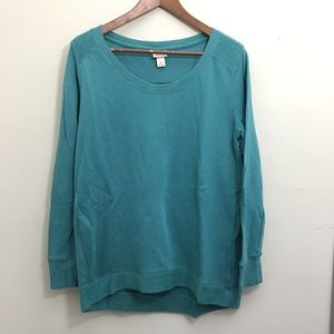 Massimo Turquoise/Blue Lightweight Sweater
